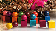 Wooden Beads by Preciosa Ornela